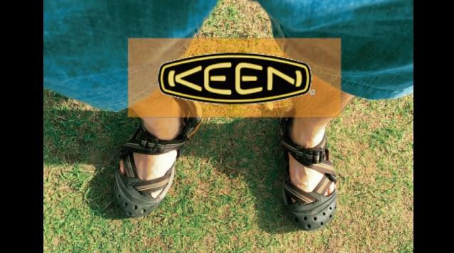 走って泳げる水陸両用のKEEN(キーン)のサンダルがおすすめな5つの理由